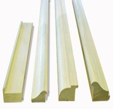 Mouldings - Long Profiled Parts